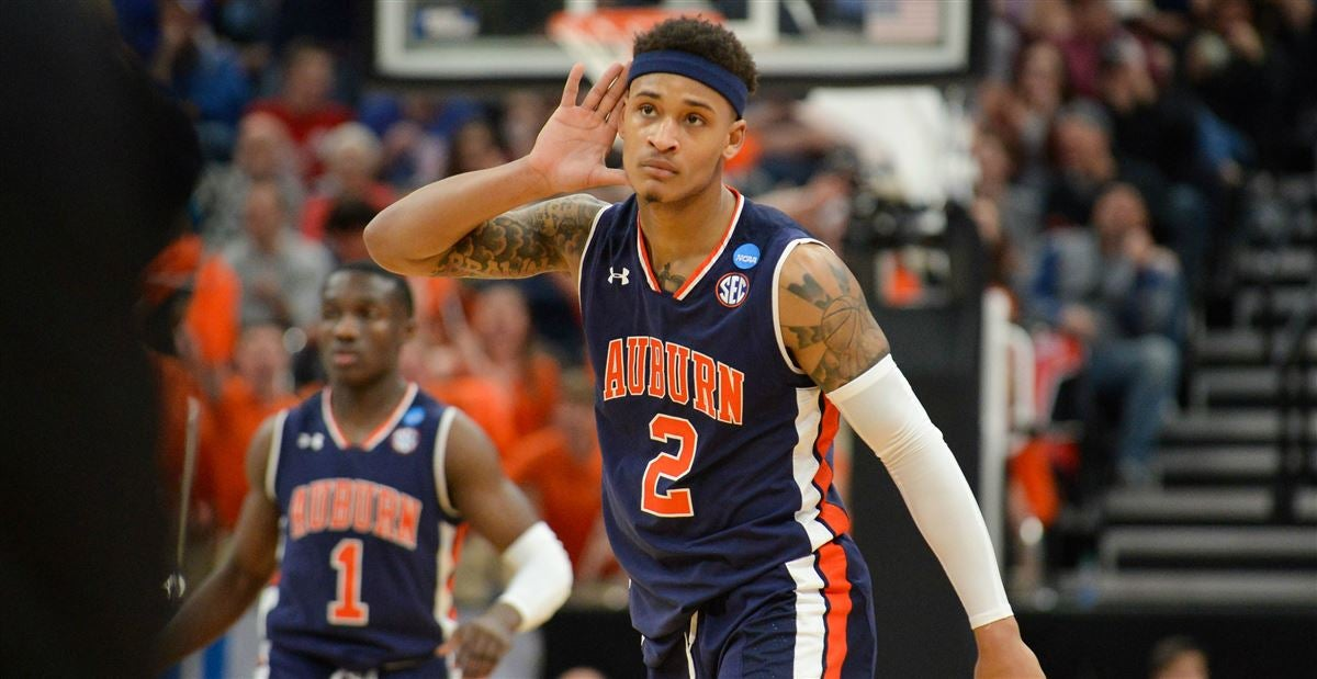 Auburn Only Team In Final Four Without An All American