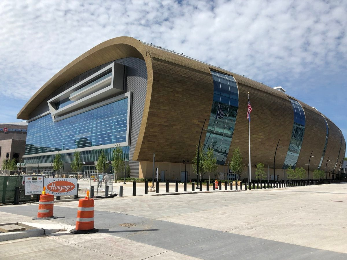 MU Basketball Open House  at Fiserv Forum Aug 29th 4pm  to 8pm