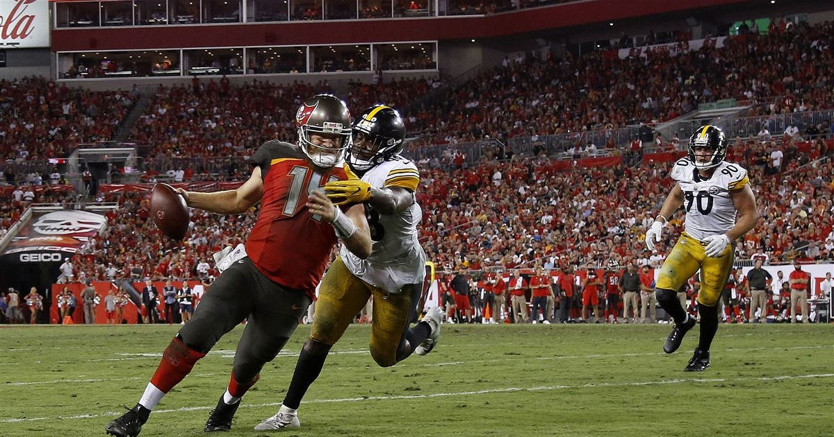 NFL 'Noles: Monday Night Football sees Steelers defeat the Bucs