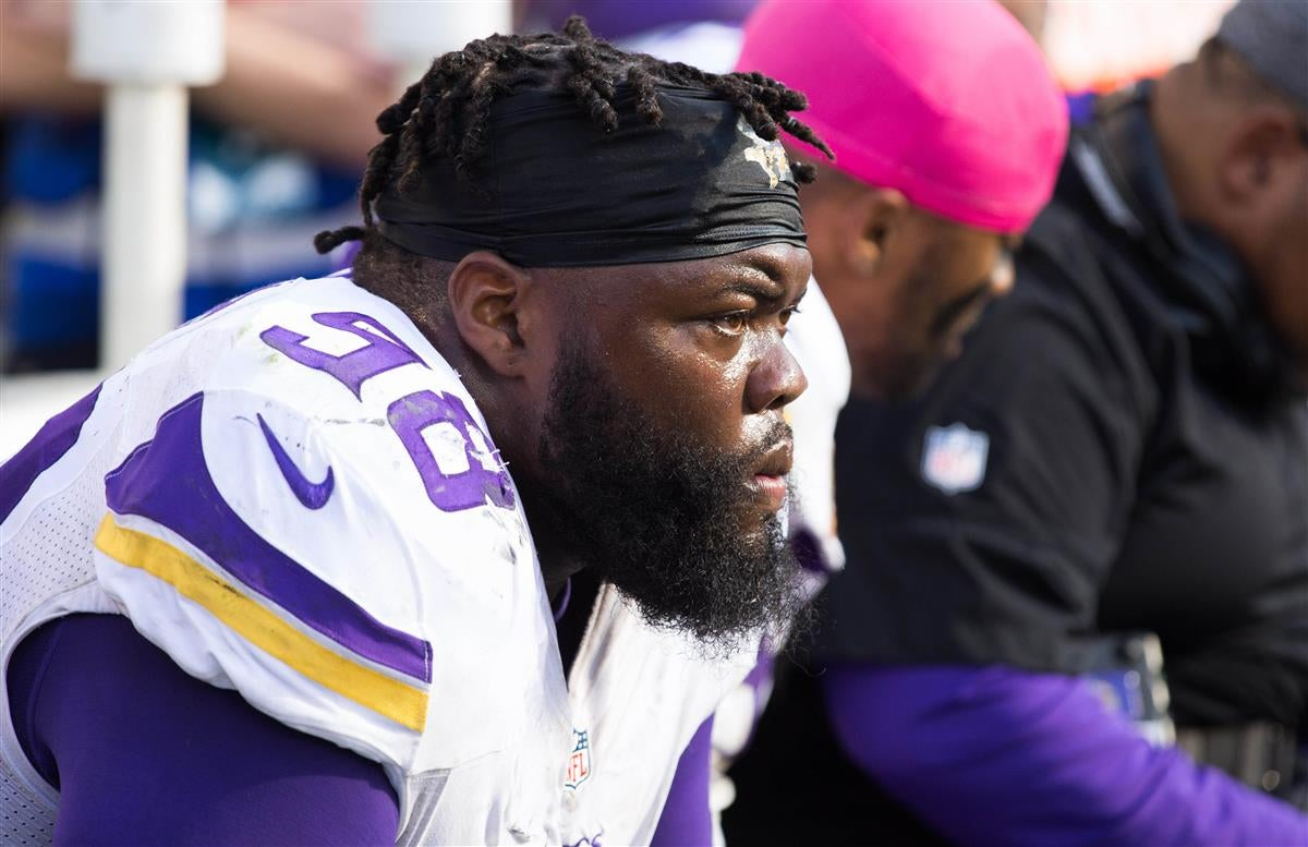 Stefon Diggs Linval Joseph fined by NFL for actions in Week 10