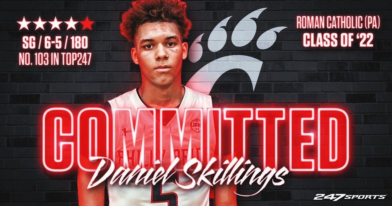 Wes Miller, Cincinnati land 4-star shooting guard Daniel Skillings