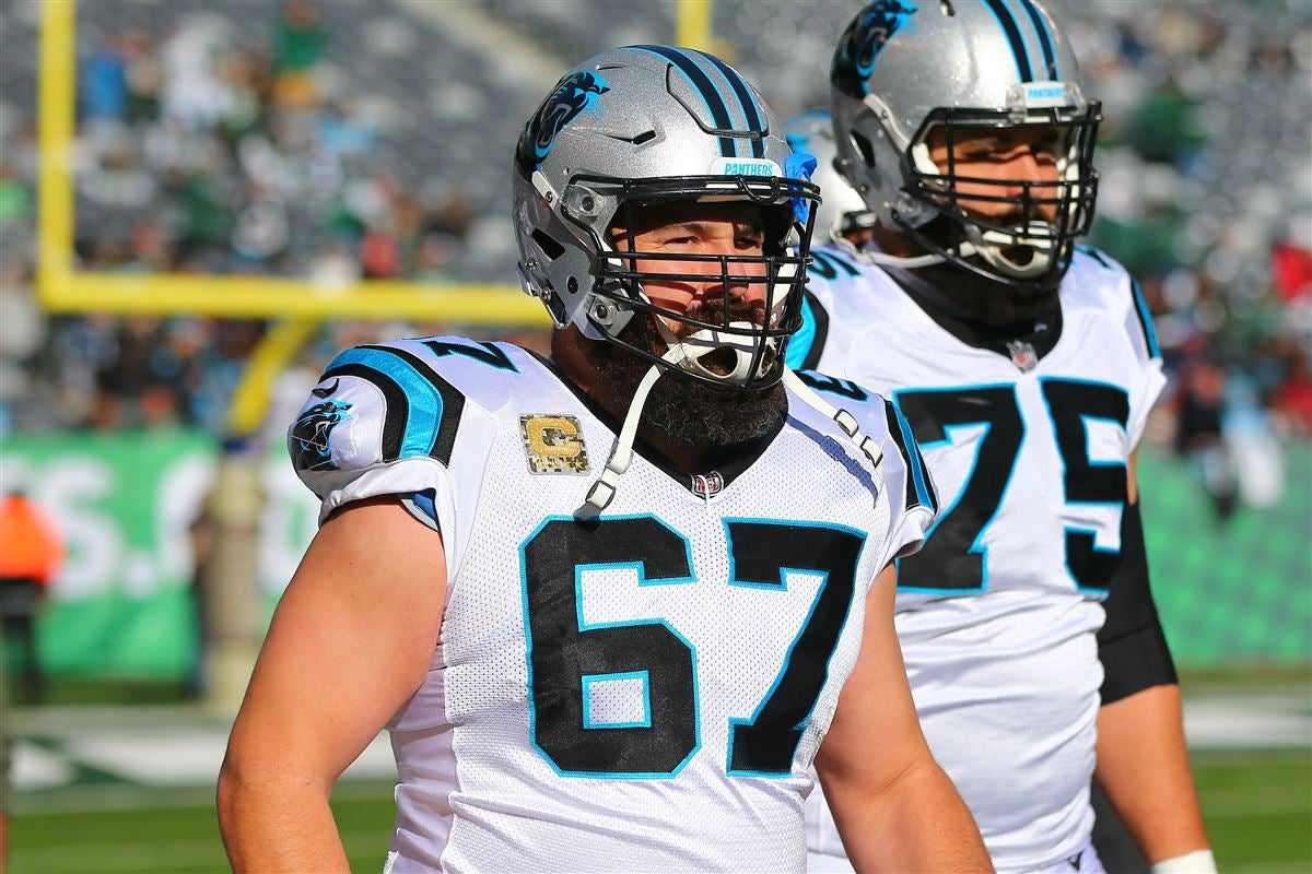 Ryan Kalil Carolina Center FB