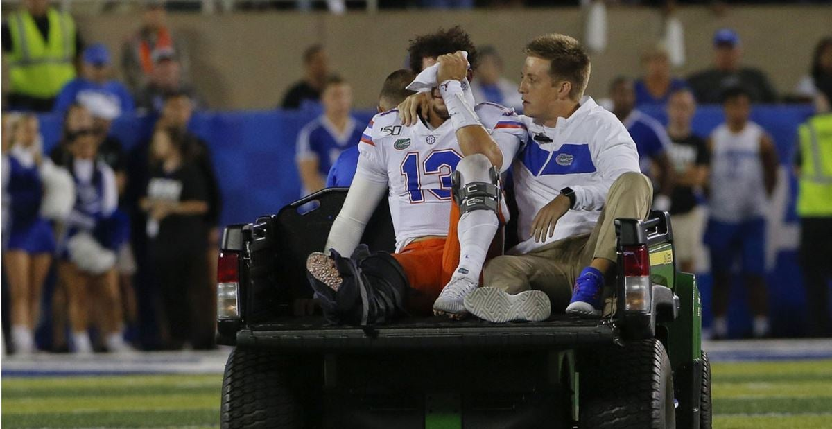 Gators rally, pull off big comeback after gruesome Franks injury