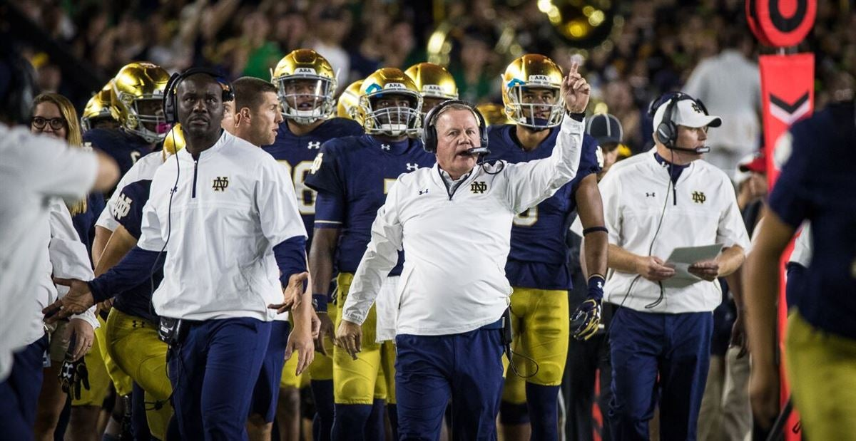 Where things stand — Notre Dame and its offensive targets