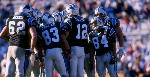 845fa509f The First Team: The Story of the 1995 Carolina Panthers