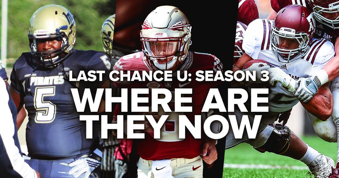 Last Chance U Staffel 3