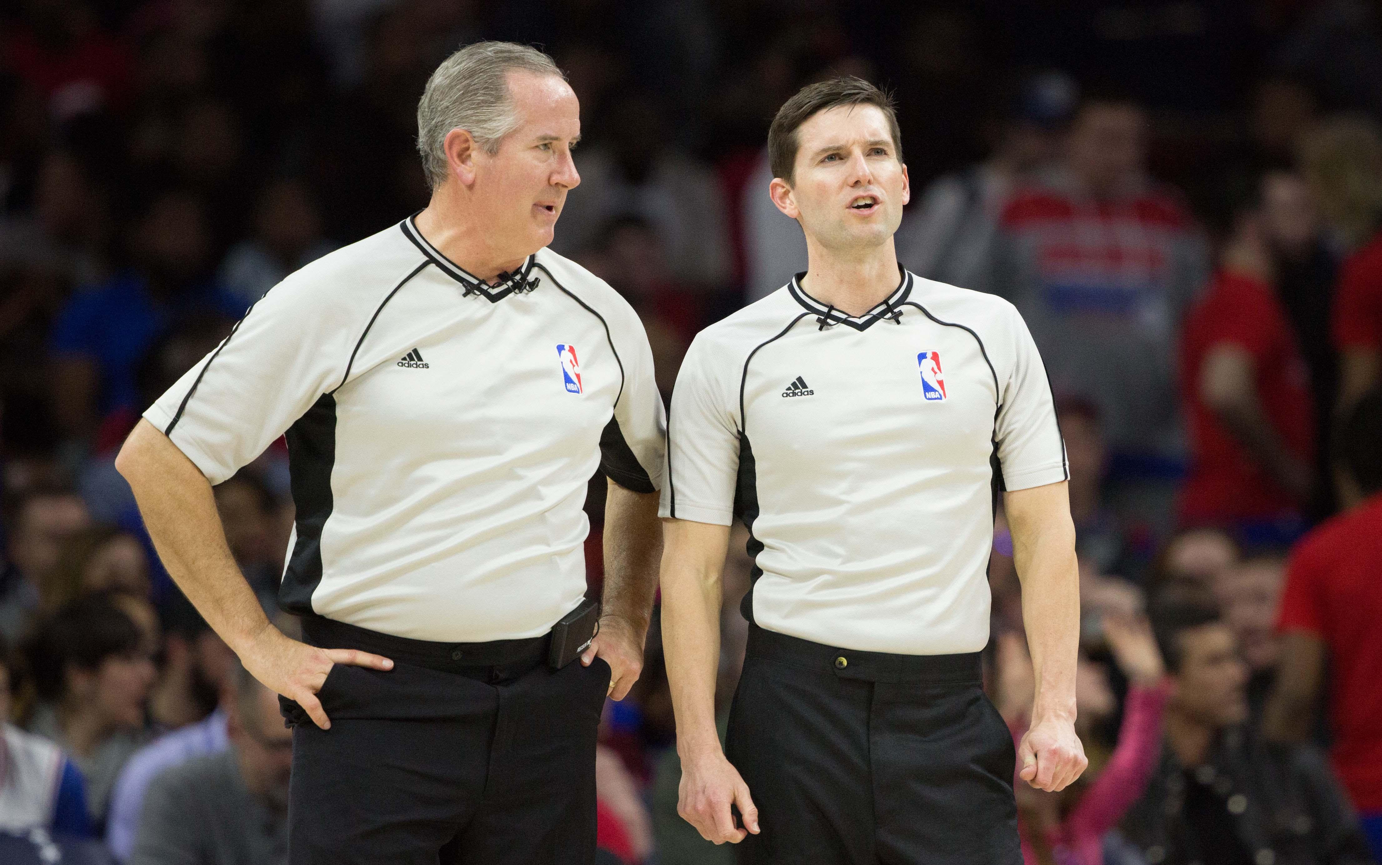 82894ba41c11 NBA refs criticize Last Two Minute Reports