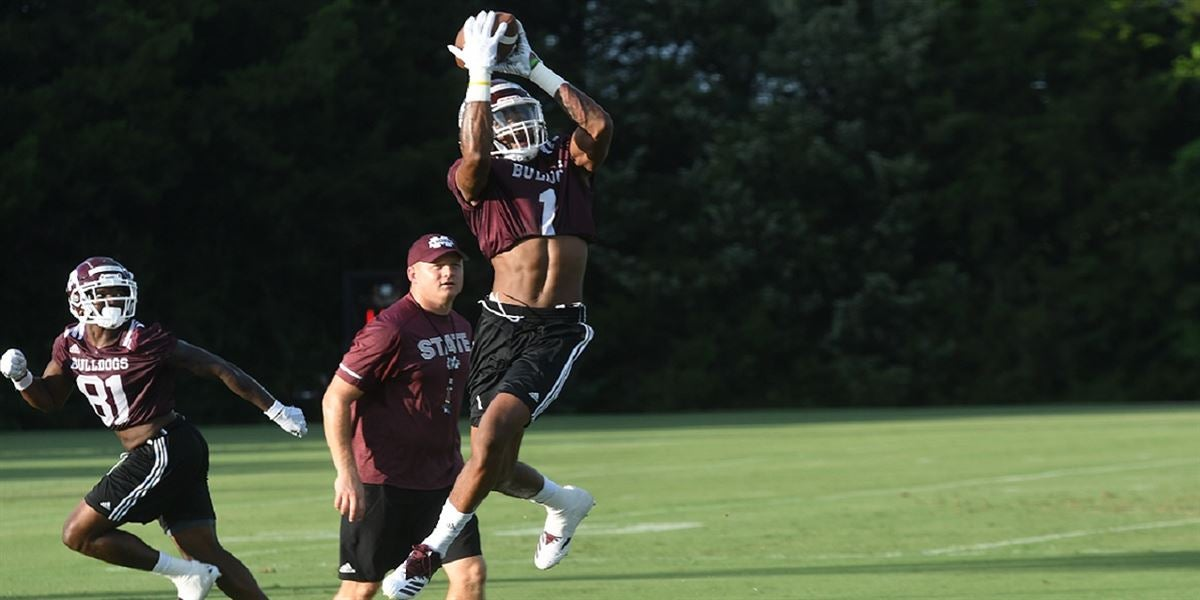 Mississippi State Newcomers Begin Fall Camp