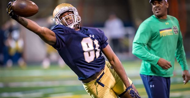 Notre Dame Practice Report – March 6