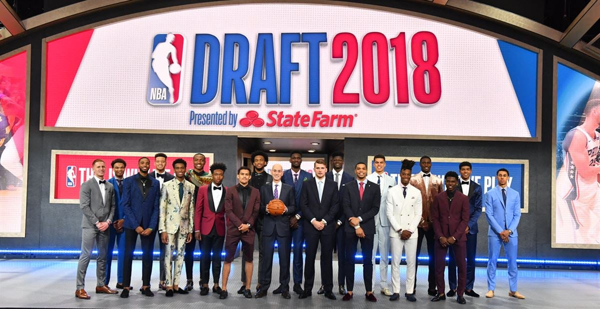 A look at every first-round pick in the NBA Draft