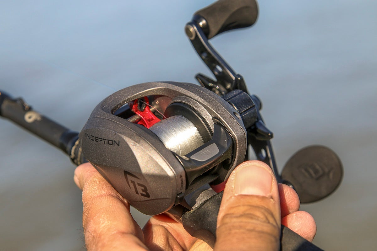 13 fishing inception baitcaster reel review