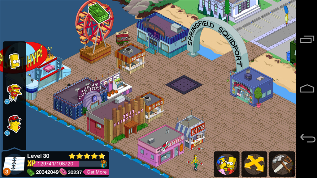 simpsons tapped out hack 2018 no human verification