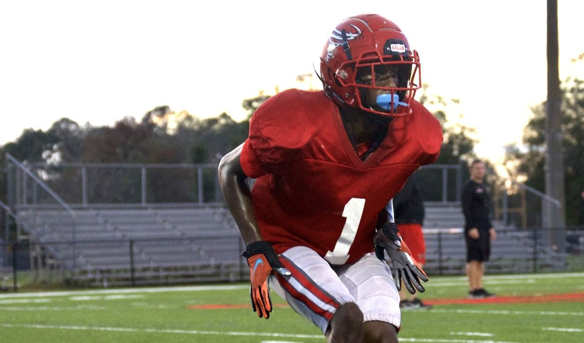 Defensive back Dontae Balfour includes UNC in final 3