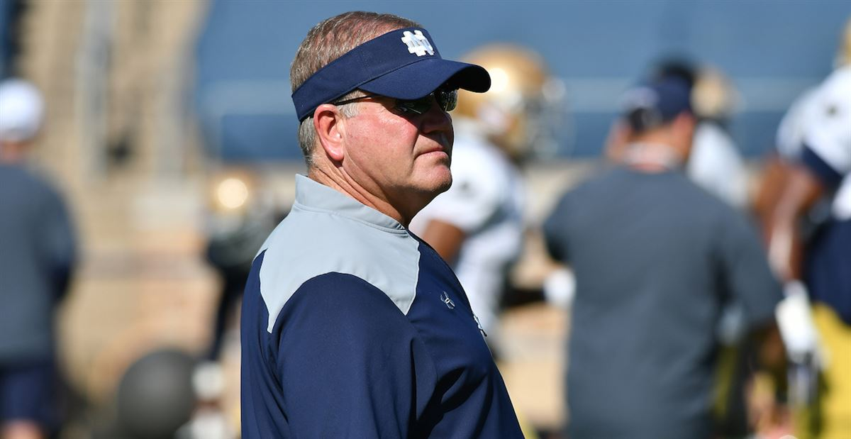 Quick-hitters from Brian Kelly's interview session on Aug. 15