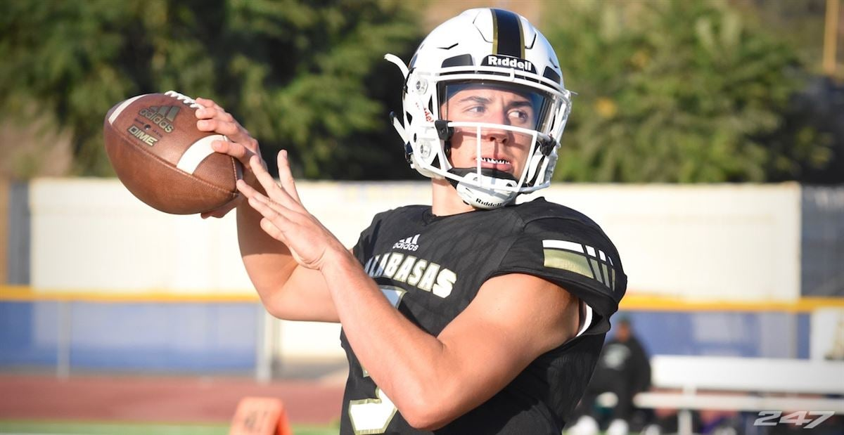 Cal flips three-star QB Jaden Casey's commitment to the Bears
