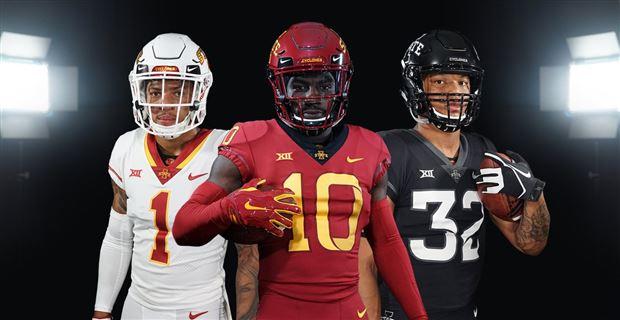 7fcf90de6 Iowa State unveils new uniforms for 2018