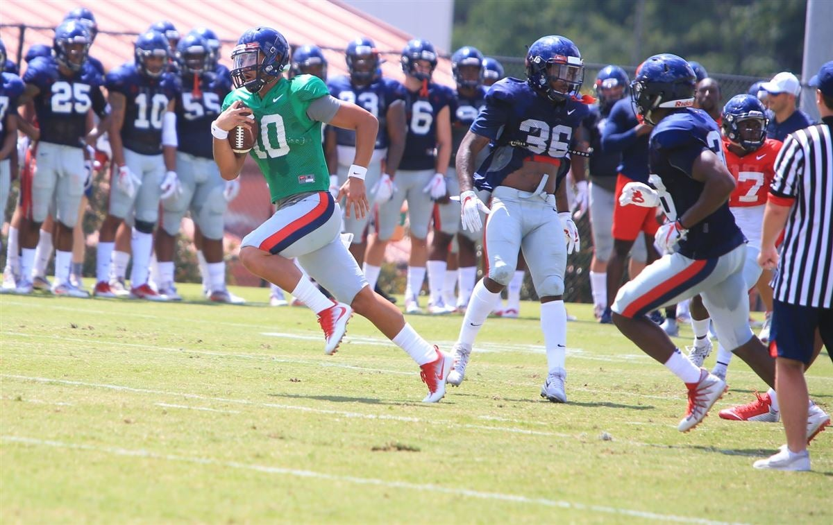 It's Real Football: First Day of Full Pads