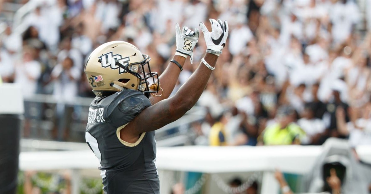 The Power Eye: UCF should be in the top 10, other Week 3 musings