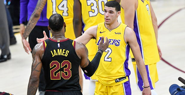 403499b731e Lakers executive excited to see  Death Lineup