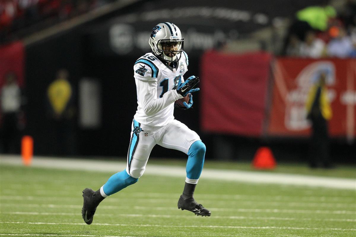 Carolina Panthers Avius Capers GAME Jerseys