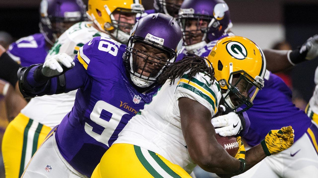 Minnesota Vikings DT Linval Joseph just missed NFL s top 100