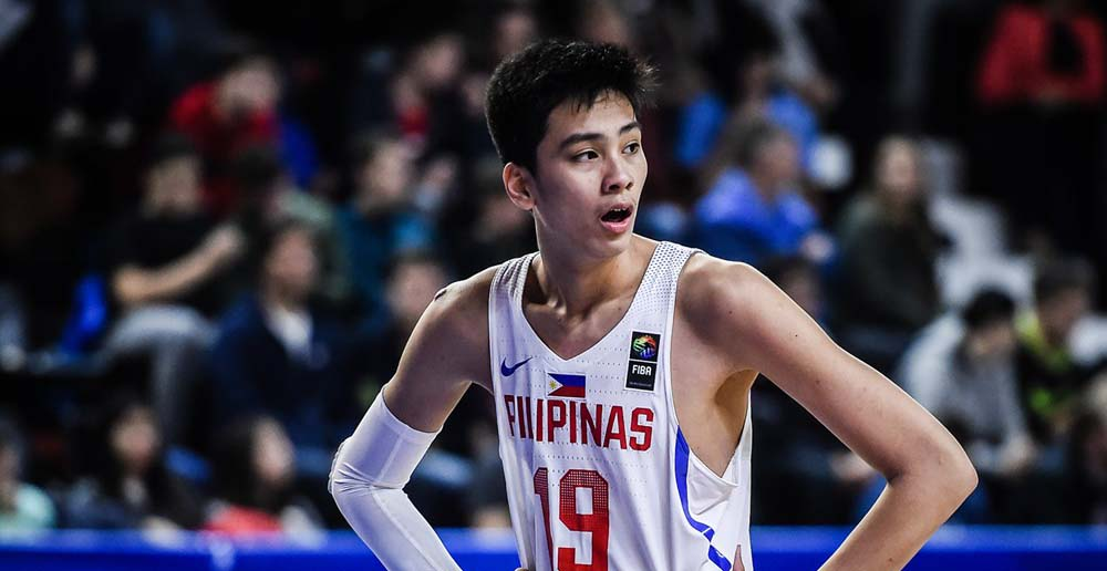 Filipino star Kai Sotto talks development, recruiting