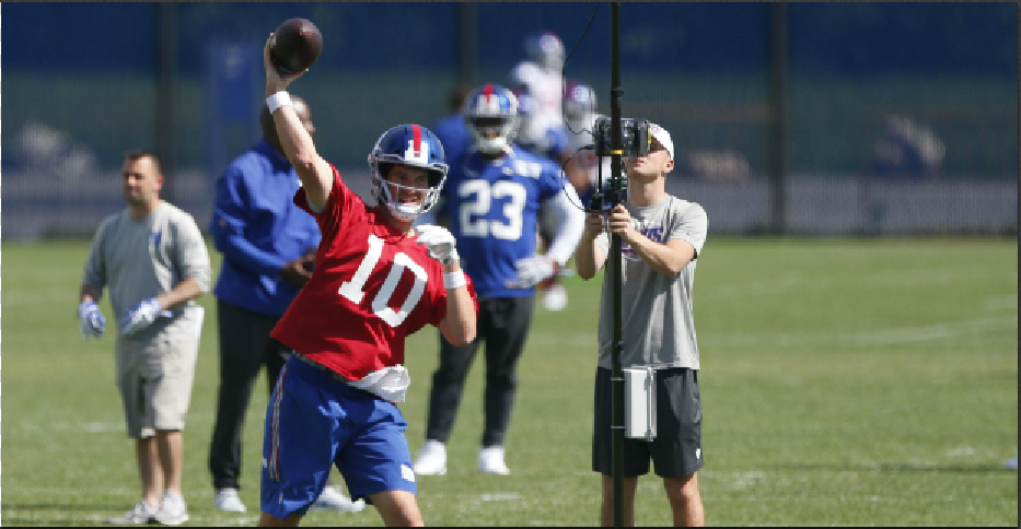 1a708792 Video Highlights from New York Giants OTA practices (5/29-5/30)