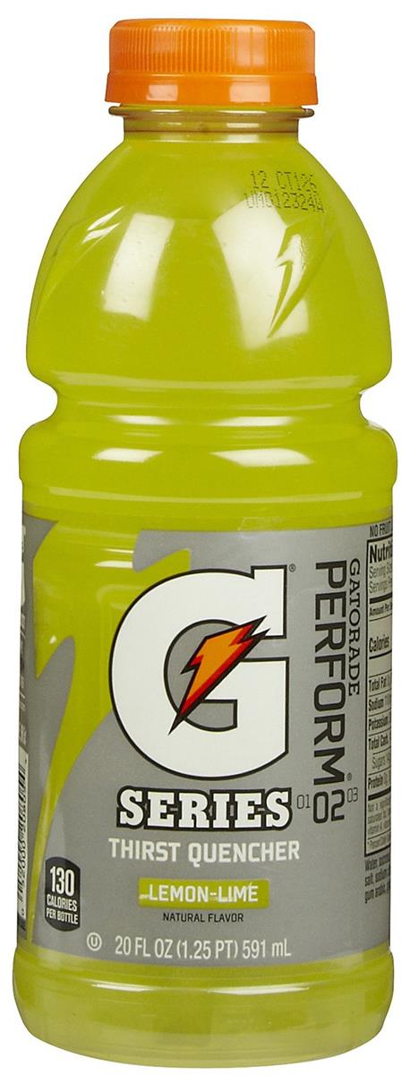 What Color Is This Gatorade