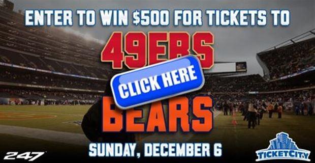 Chicago Bears Charles Leno GAME Jerseys