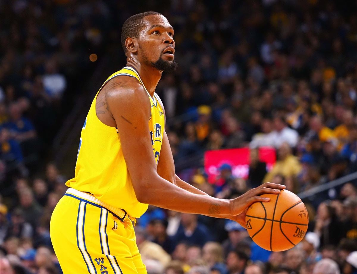 2302ce4cd2a Warriors rule Kevin Durant out against Thunder