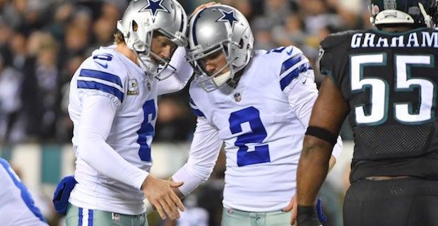 Dallas Cowboys part ways with Brett Maher
