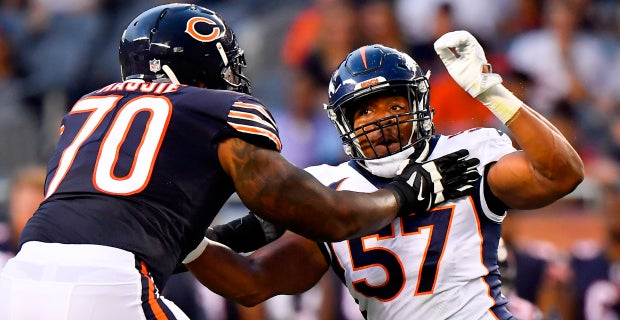 Bears and Broncos looking to avoid fights in joint practices
