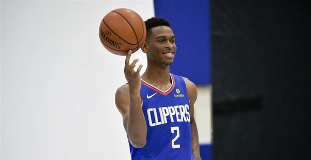 Shai Gilgeous-Alexander voted biggest steal of the draft 929353f0b