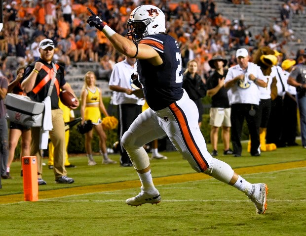 35d3f65d382b02 Auburn Football Report  The Southern Mississippi game