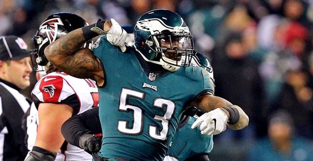 Nigel Bradham releases statement after one game suspension set e6cd51a02