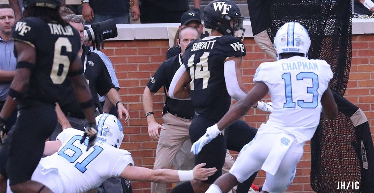 UNC-Wake Forest: Game Scoop
