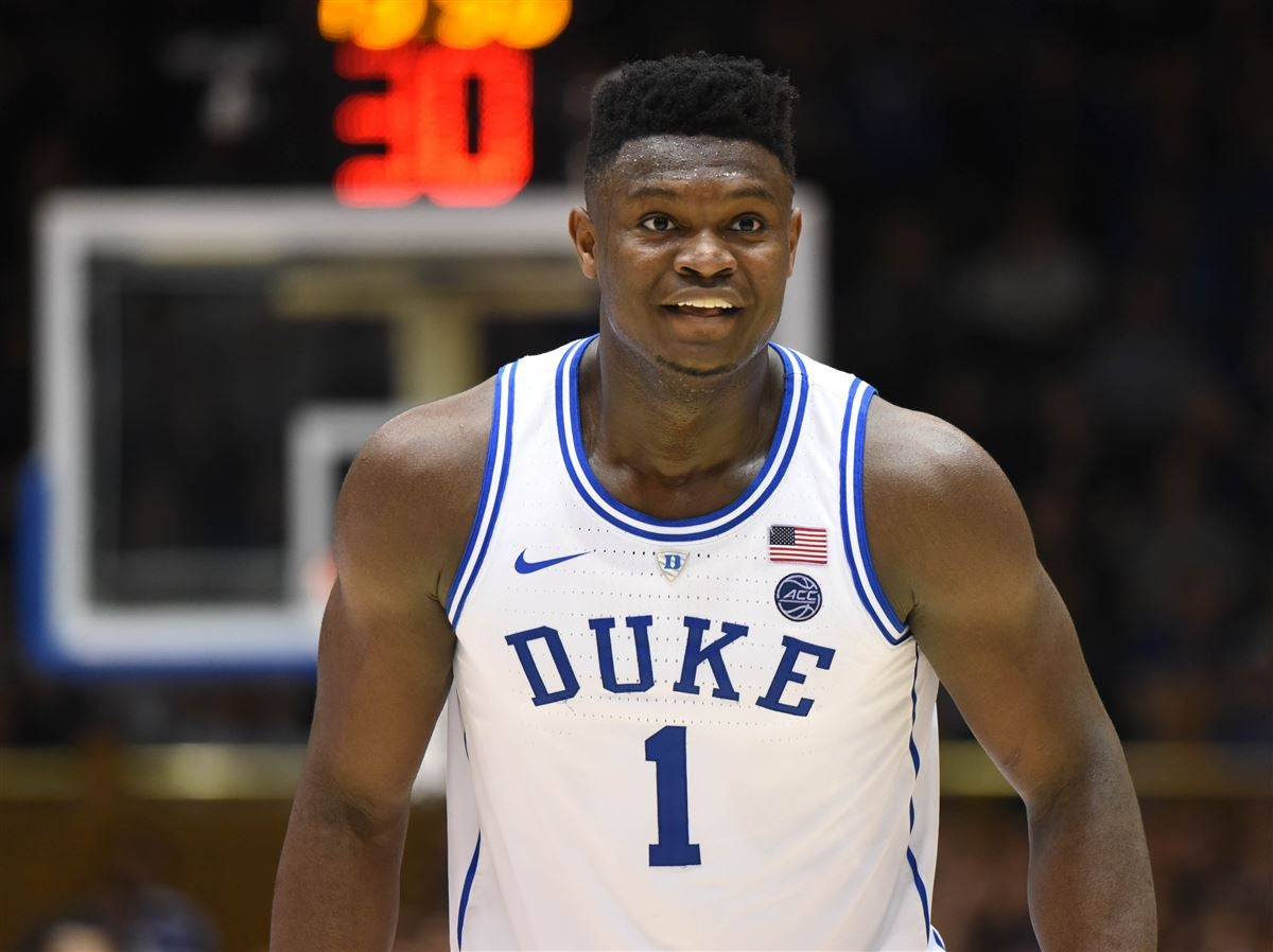 Zion Williamson Out Against Syracuse According To Report