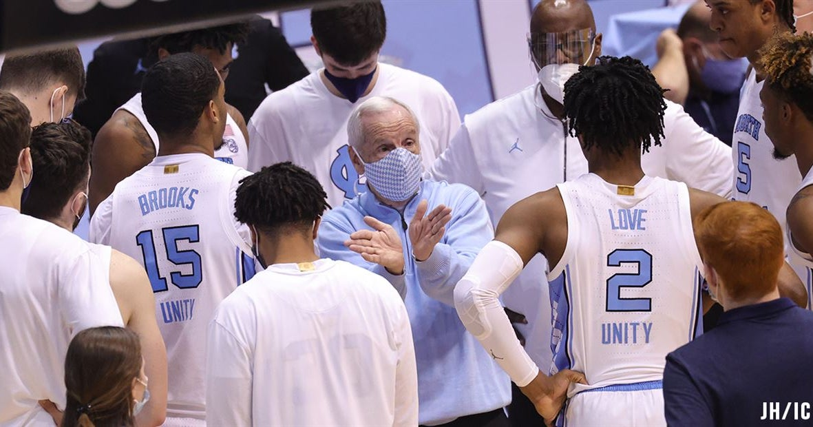 Tar Heels' Up-and-Down Ride Continues