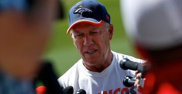 Takeways from John Elway's end-of-camp press conference