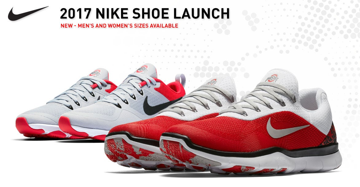 834461db806 Buckeyes Nike Shoe Release Next Monday 8 14