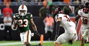 SportsLine model predicts college football's Week 3 results