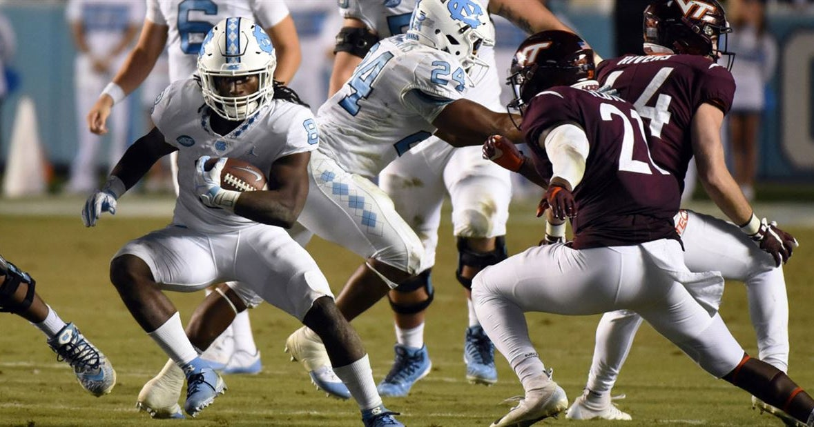 Taylor: UNC's Keys to the Game vs. Virginia Tech