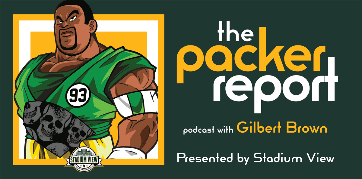 Packer Report Podcast with Gilbert Brown: Episode 1