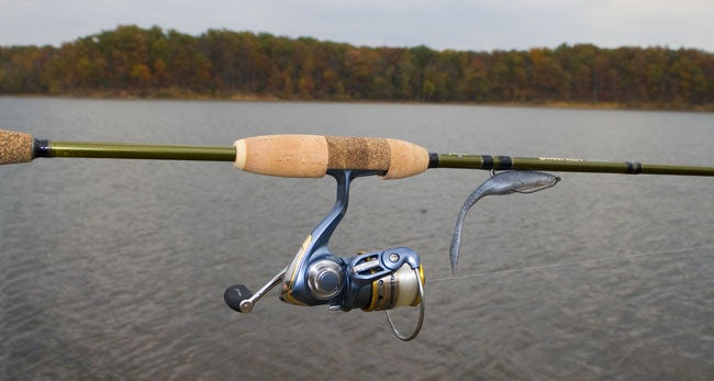 Fenwick Elite Tech Smallmouth Spinning Rod