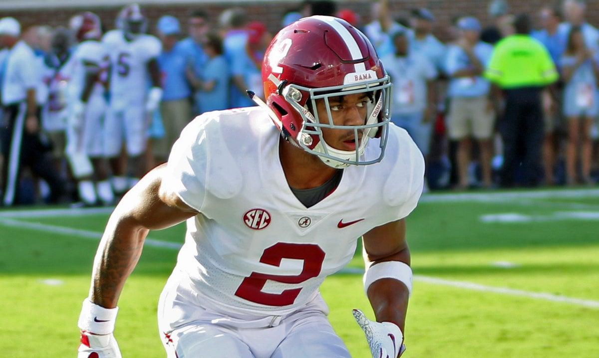 State Of Alabama S Cornerbacks After Trevon Diggs Injury