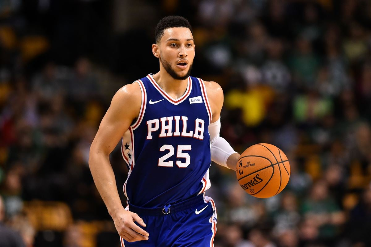 Nate McMillan pares Ben Simmons to LeBron and Magic