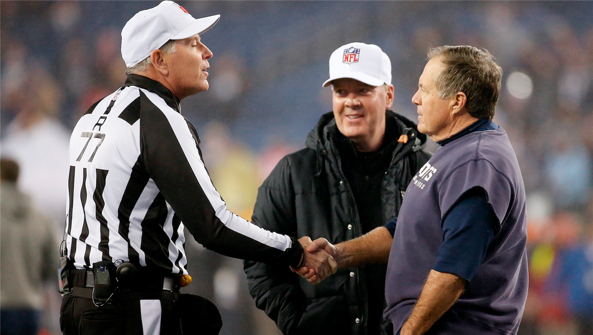 Joe Haden Tony Dungy And Nfl Experts Rip Refs For Favoring Pats