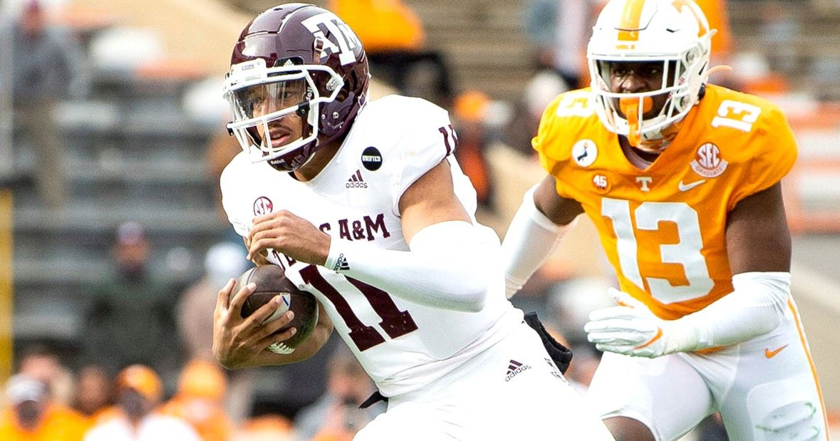 A&M's Kellen Mond a wild card selection in 2021 draft per NFL Network
