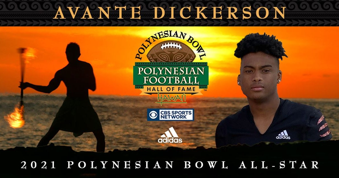 Four-star CB Avante Dickerson thankful for Poly Bowl selection