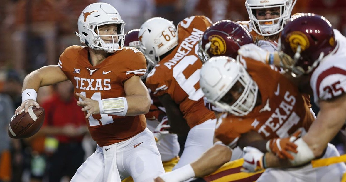 Latest bowl projections has Texas facing USC in postseason